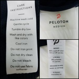 738ec34e9b Peloton Intimates   Sleepwear - Peloton Sports Bra